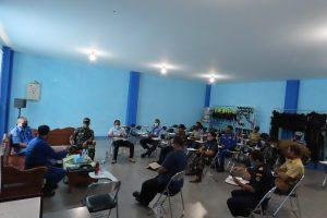 Temu Koordinasi Penanganan Kedatangan Nelayan Andon di UPT PPP Pondokdadap