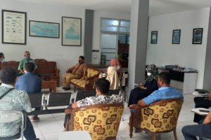 Briefing Instruksi Mendagri No. 1 Tahun 2021 kepada Pegawai UPT PPP Pondokdadap