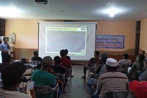 Temu Koordinasi Teknis Cara Penanganan Ikan yang Baik di PPP Pondokdadap