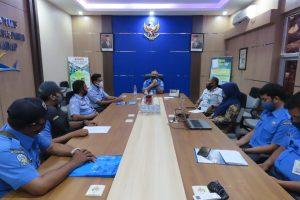 PPN Prigi Melaksanakan Supervisi Terkait CPIB dan PIPP di PPP Pondokdadap