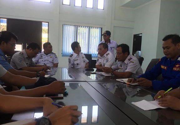 Koordinasi Poskamladu Oleh UPT PPR Lamongan di Sendangbiru