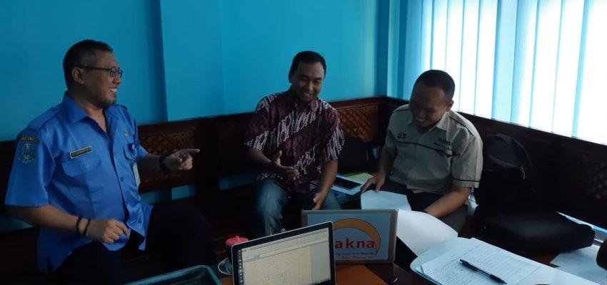 Konsultan Standar Operational Prosedur (SOP) Menyambangi UPT P2SKP Pondokdadap