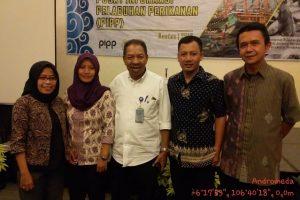 Pelabuhan Perikanan Pantai Pondokdadap- Malang Mendapatkan Penghargaan Sebagai Penginput Data Terbaik Tahun 2018 Dengan Kategori Paling Aktif Melakukan Pendataan dan Penginputan Data di PIPP