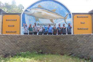 Menilik Inovasi Pelayanan, Cabang Dinas Kelautan dan Perikanan Blitar Mengadakan Kunjungan menuju UPT PPP Pondokdadap